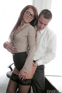 Office Obsessions Alexis Brill in Irresistible 2