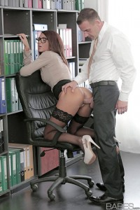 Office Obsessions Alexis Brill in Irresistible 5
