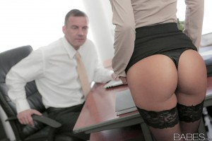 Office Obsessions Alexis Brill in Irresistible 7