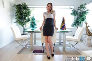 Property Sex Rebecca Blue 1